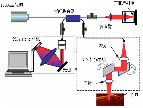 光学相干层析成像实验室